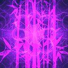 Bamboo Bubblegum || Bamboo Empire || Fractal Art by SirDouglasFresh
