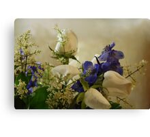 All Occassion Bouquet Canvas Print