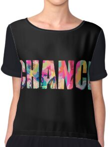 CHANCE Chiffon Top