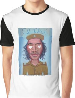 Che Guevara by Diego Manuel Graphic T-Shirt