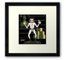 'Mac' Framed Print