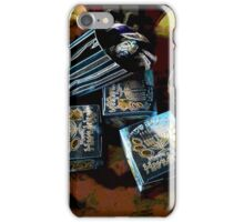 Happy Hanukkah DPGPA151024a  iPhone Case/Skin