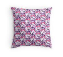 Onions Cubed Throw Pillow