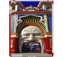 Luna Park Melbourne Australia iPad Case/Skin