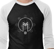 Critical Role: Vox Machina I (for dark backgrounds) Men's Baseball ¾ T-Shirt