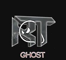 Rust Ghost Unisex T-Shirt
