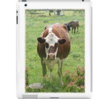 Green Pastures iPad Case/Skin