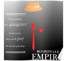 Nucky's Price Poster