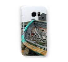 lonely old fishing boat Samsung Galaxy Case/Skin