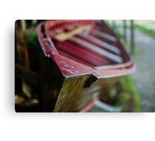 Boat, Logging Museum, Algonquin Park Metal Print