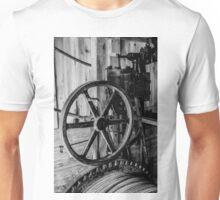 Antique Engine, Logging Museum, Algonquin Park T-Shirt