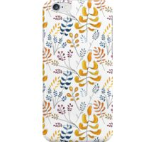 Natural Watercolour iPhone Case/Skin