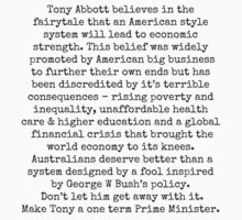 Stop Tony Abbott by Rob Price