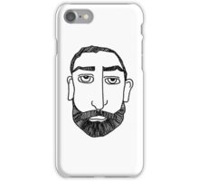 Abraham. iPhone Case/Skin