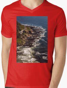 The Rugged Beauty Of The Oregon Coast - 3 © Mens V-Neck T-Shirt