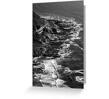 The Rugged Beauty Of The Oregon Coast - 4 © Greeting Card
