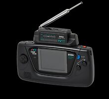 GAME GEAR TV by rule30