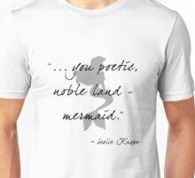 Anne Perkins: land-mermaid Unisex T-Shirt