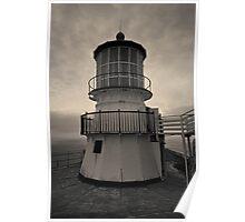 Point Reyes Lighthouse I Toned Poster