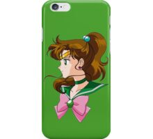 Sailor Moon: Sailor Jupiter  iPhone Case/Skin