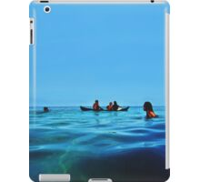 Island Sundays  iPad Case/Skin