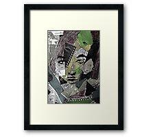 Mixed Portrait Framed Print