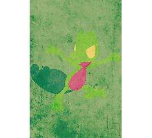 Treecko Photographic Print