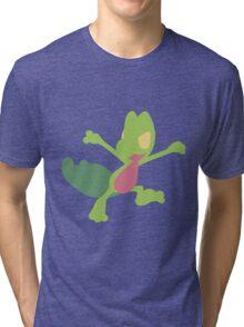 Treecko Tri-blend T-Shirt
