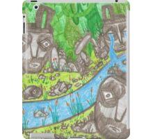 Jungle paper iPad Case/Skin