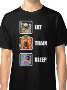 Eat, Train, Sleep (Deadlift) Classic T-Shirt