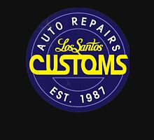 Los Santos Customs logo Unisex T-Shirt