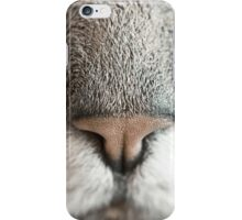 The Cat's Smeller iPhone Case/Skin