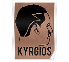 Nick Kyrgios Poster