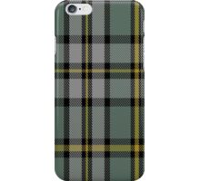 01911 Cape Breton (yellow stripes) District Tartan iPhone Case/Skin