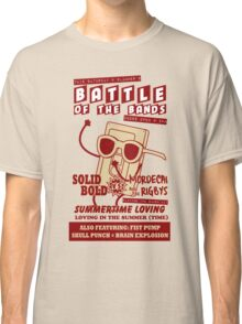 Summertime Battle of the Bands Classic T-Shirt