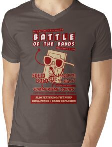 Summertime Battle of the Bands Mens V-Neck T-Shirt