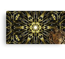 Kaleidoscope of the Loyal Canvas Print