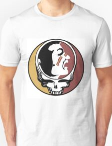 """Steal Your Face"" fsu x grateful dead tank Unisex T-Shirt"