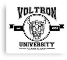 Voltron University Canvas Print