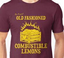 Old Fashioned Combustible Lemons Unisex T-Shirt
