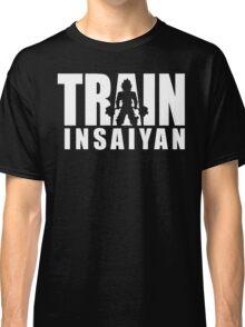 TRAIN INSAIYAN (Iconic Deadlift) Classic T-Shirt