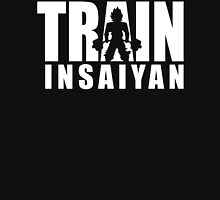 TRAIN INSAIYAN (Iconic Deadlift) Unisex T-Shirt