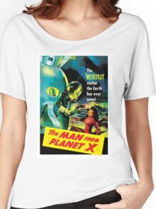 The Man From Planet X Women's Relaxed Fit T-Shirt