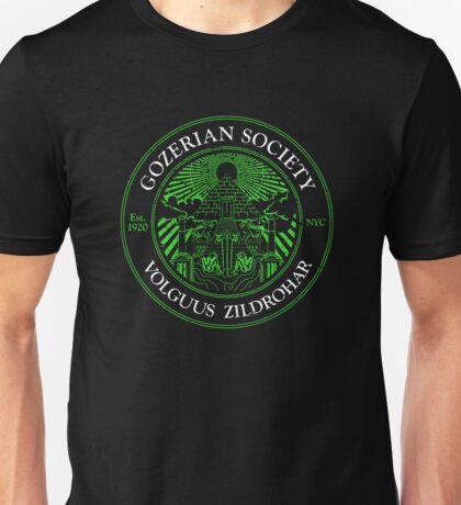 Gozerian Society - Green Slime Variant Unisex T-Shirt