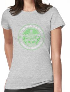 Gozerian Society - Green Slime Variant Womens Fitted T-Shirt