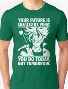 Create Your Future (Trunks) Unisex T-Shirt