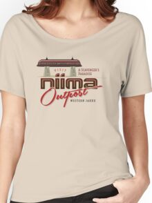 Niima Outpost Women's Relaxed Fit T-Shirt