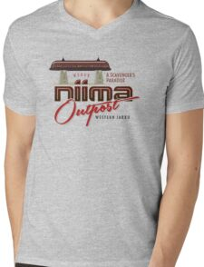 Niima Outpost Mens V-Neck T-Shirt
