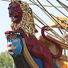 No lyin' - its the figurehead by WalnutHill