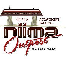 Niima Outpost Photographic Print